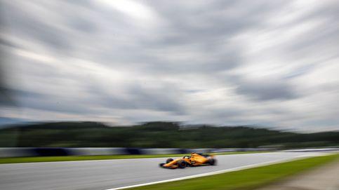 El GP de Austria en directo: Alonso saldrá desde boxes y Sainz busca los puntos