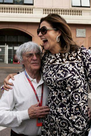 Foto: El millonario divorcio de Ecclestone: contrata a la abogada de Guy Ritchie para recuperar su fortuna