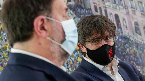 Cisma en el Consell per la República: ERC se planta ante Puigdemont