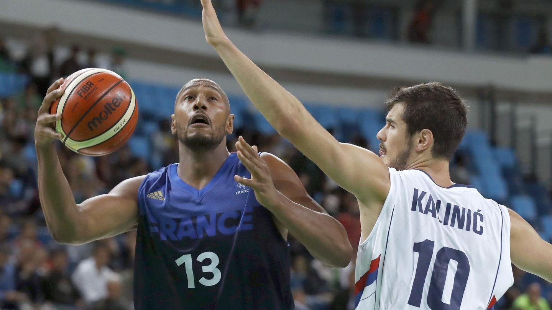 Boris Diaw se ha quedado sin su amigo Tony Parker en la selección francesa. (Reuters)