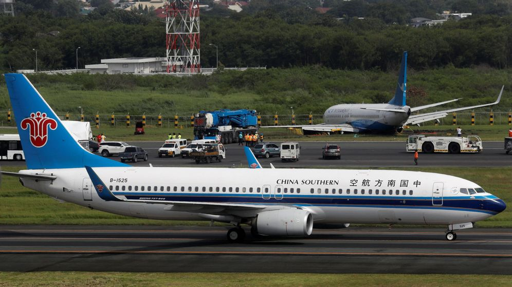 Foto: El acusado trató de coger un avión para regresar a China (Reuters/Erik De Castro)