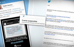 Así suspendió Twitter ilegalmente mi cuenta
