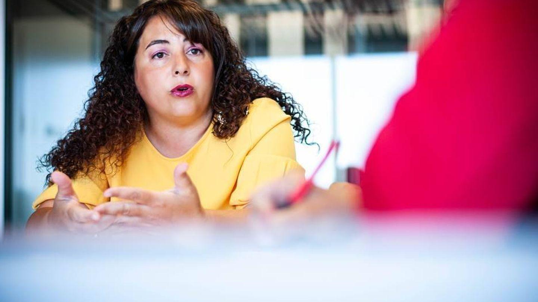 Lorena García, directora de PMO de Grupo Avintia. (Carmen Castellón)