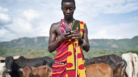 Vivir sin letrina (pero con teléfono móvil)
