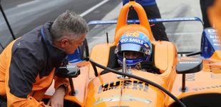 Post de Por qué Fernando Alonso es David contra Goliat en estas 500 Millas de Indianápolis