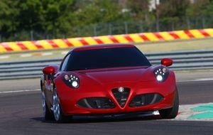 "Alfa Romeo 4C, un ""súper-deportivo"" fabricado por Maserati"