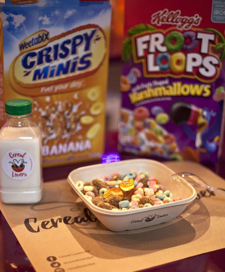 Gastronom a nostalgia en el taz n nueva tienda de for Tazon cereales