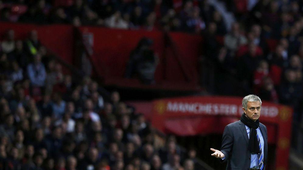 Foto: Old Trafford será la casa de Mourinho (REUTERS/Phil Noble).