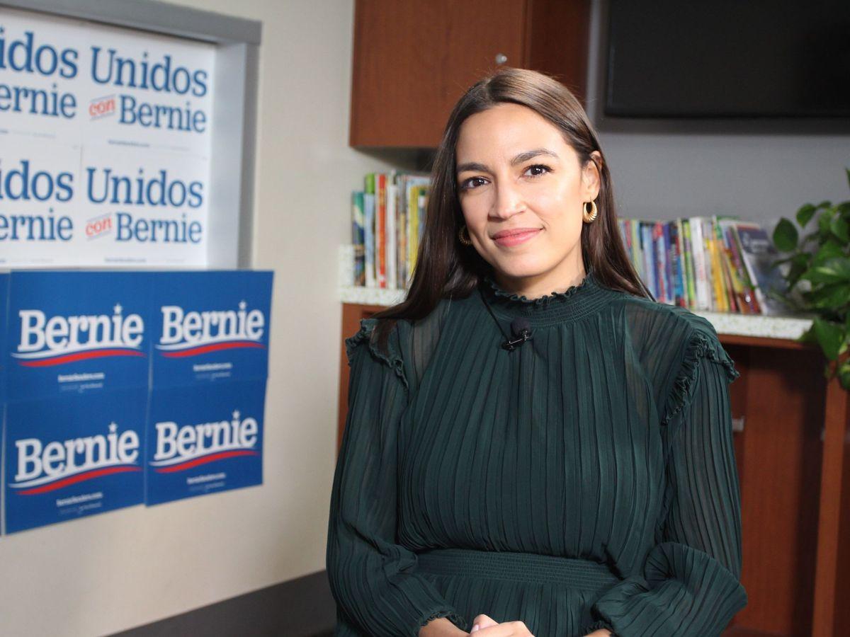 Foto: La joven congresista Alexandria Ocasio-Cortez es el gran fenómeno en Washington. (EFE)