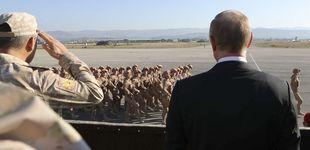 Post de El 'paseo de la victoria' de Putin: cómo Rusia ocupa el espacio que deja EEUU en Oriente Medio