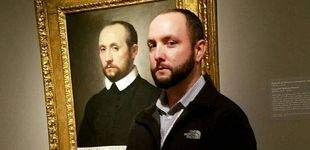 Post de Cuando vas a un museo y te encuentras a tu doble en un cuadro