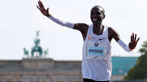 Nuevo récord del mundo de maratón: Kipchoge rebaja a 2h.01:39 en Berlín