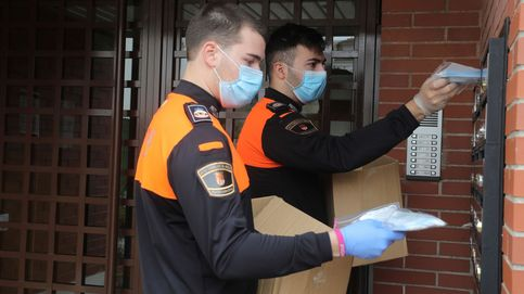 Mascarillas en los buzones: el gesto de Torrejón de Ardoz con sus vecinos ante las dificultades
