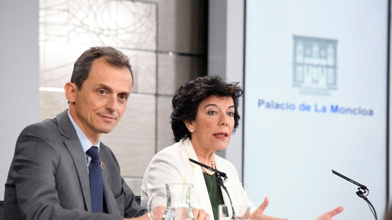El Gobierno suma presión a PP y Cs para que la investidura no dependa del separatismo