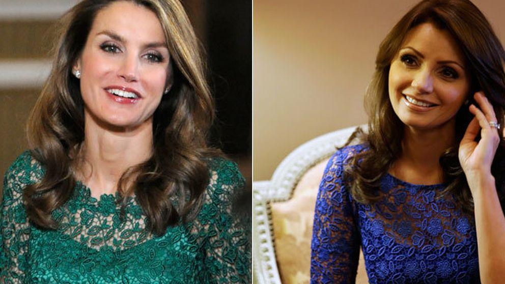 Letizia y la primera dama de México, dos mujeres, un mismo estilo