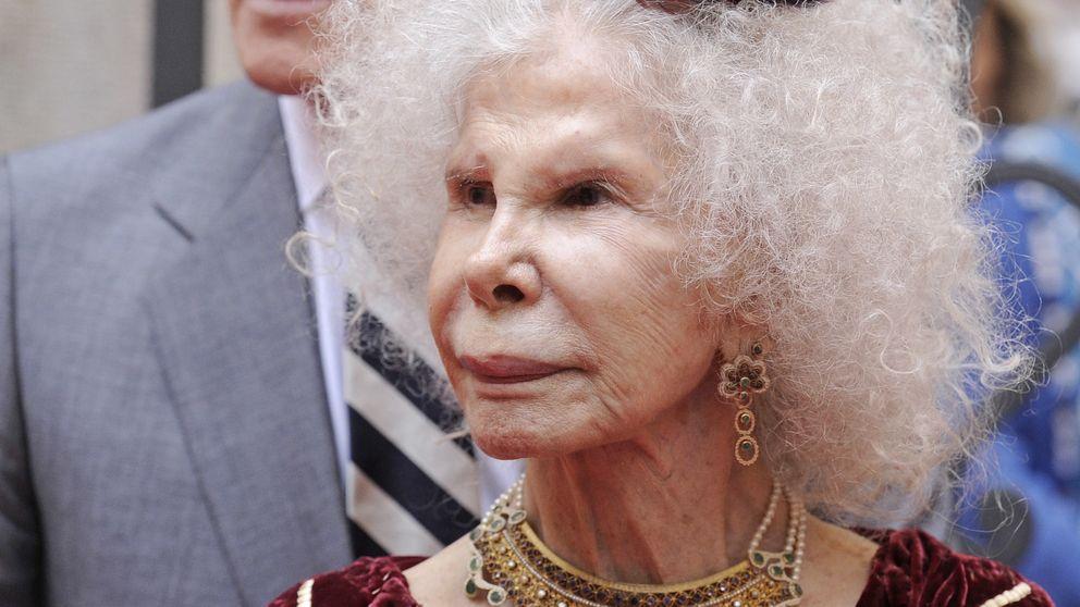 La duquesa de Alba pide un año de cárcel a Cañamero por calumniarla
