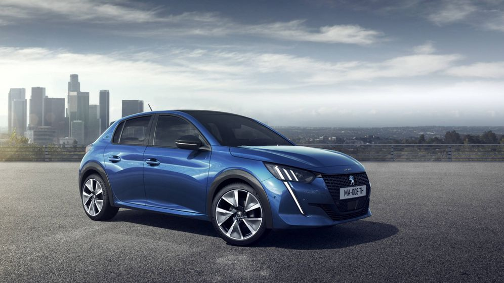 Foto: El nuevo Peugeot 208 tiene una aspecto exterior muy llamativo, muy rompedor respecto a sus antecesores.