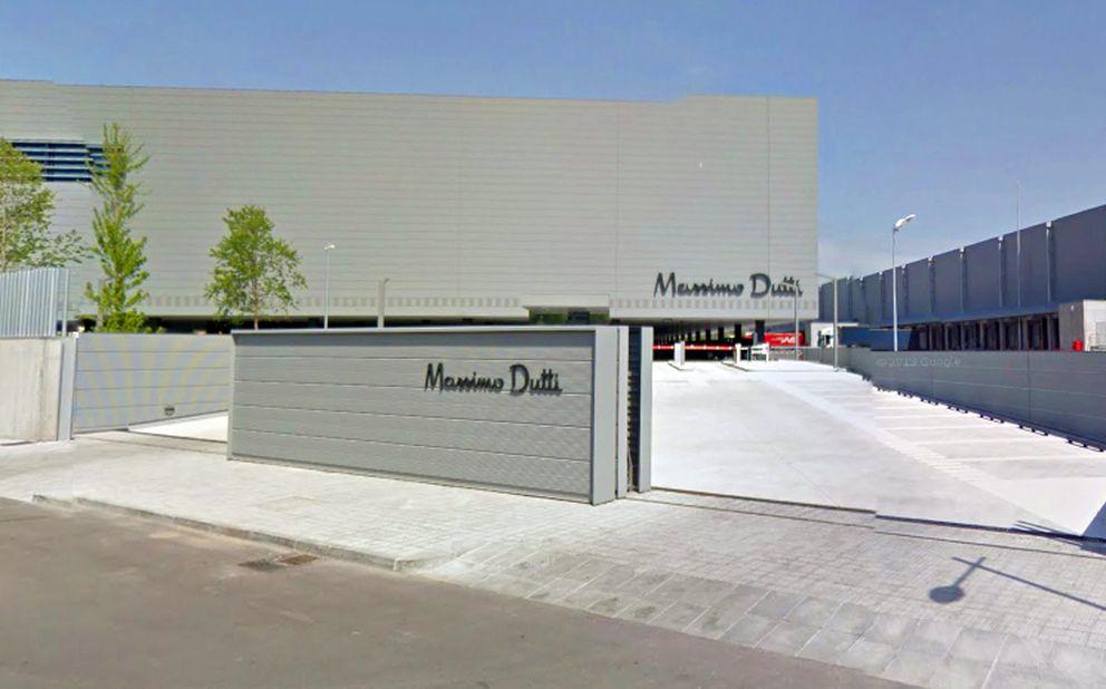 Edificio Massimo Dutti de Barcelona