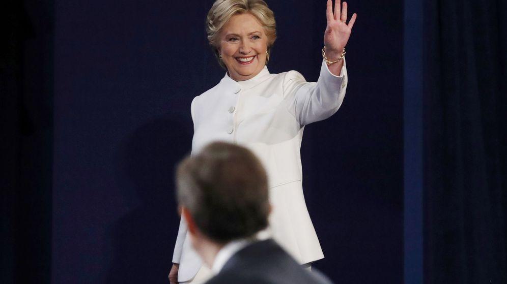 Foto: La candidata demócrata a la Casa Blanca, Hillary Clinton. (Reuters)