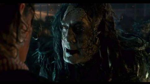 La primera imagen de Javier Bardem en 'Piratas del Caribe 5' causa furor