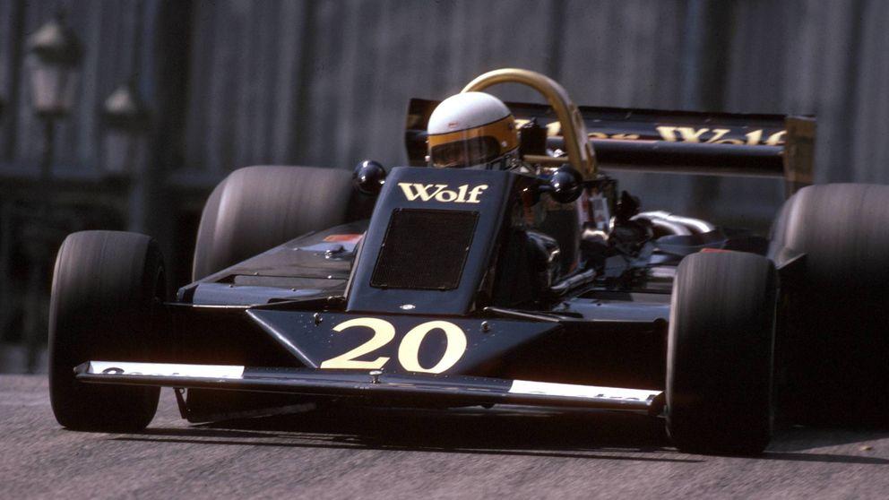 Walter Wolf, el hombre hecho a sí mismo que hizo temblar a Ferrari