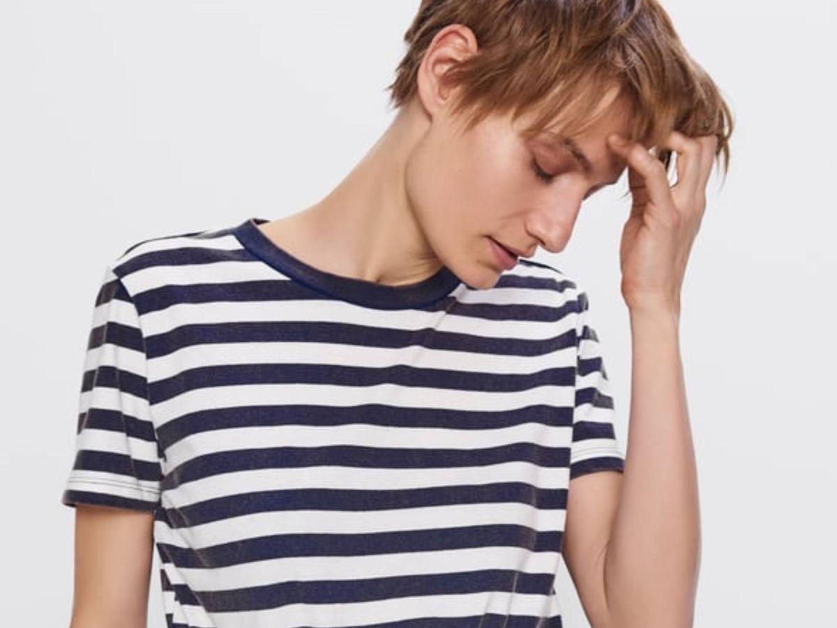 Foto: Nueva camiseta de Zara. (Cortesía)