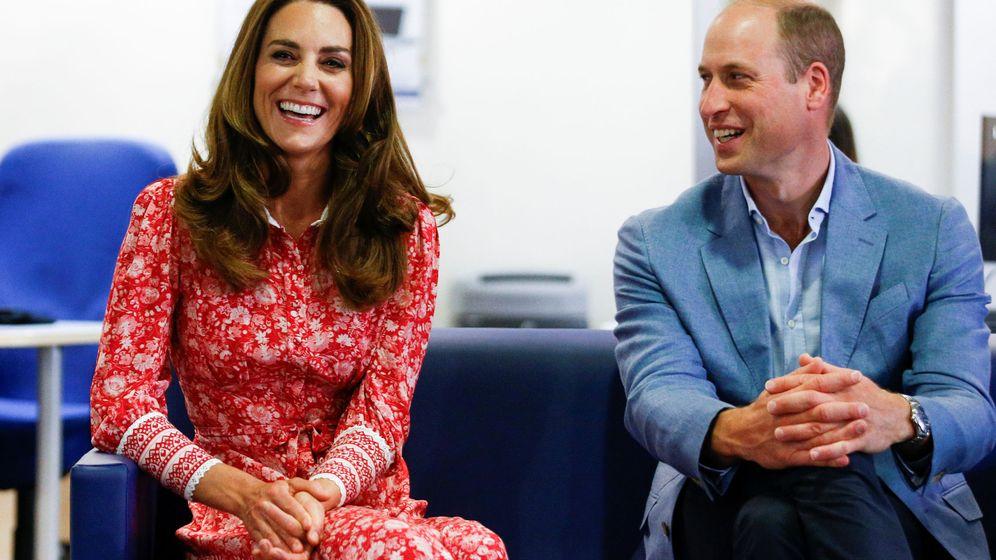 Foto: Los duques de Cambridge. (Reuters)