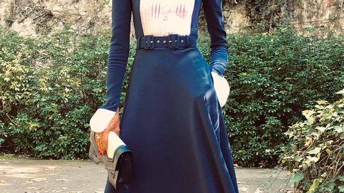 Inés Domecq vuelve a convertirse en la invitada perfecta con este diseño a medida