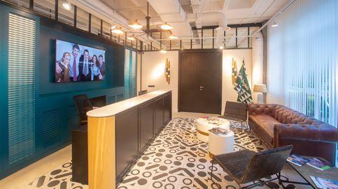 Nuevo Edificio Business Center de Viajes El Corte Inglés