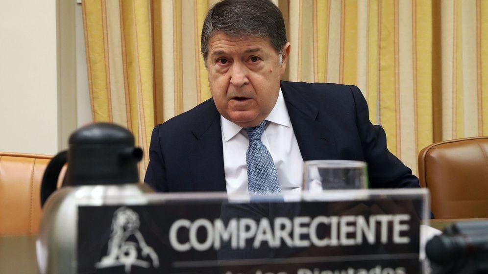 Foto: El exvicepresidente de Bankia y expresidente de Bancaja José Luis Olivas. (EFE)