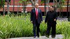 El video al estilo Hollywood que Trump le mostró a Kim en la cumbre