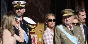 Foto: Nuevo borrón en una monarquía que suspenden los ciudadanos