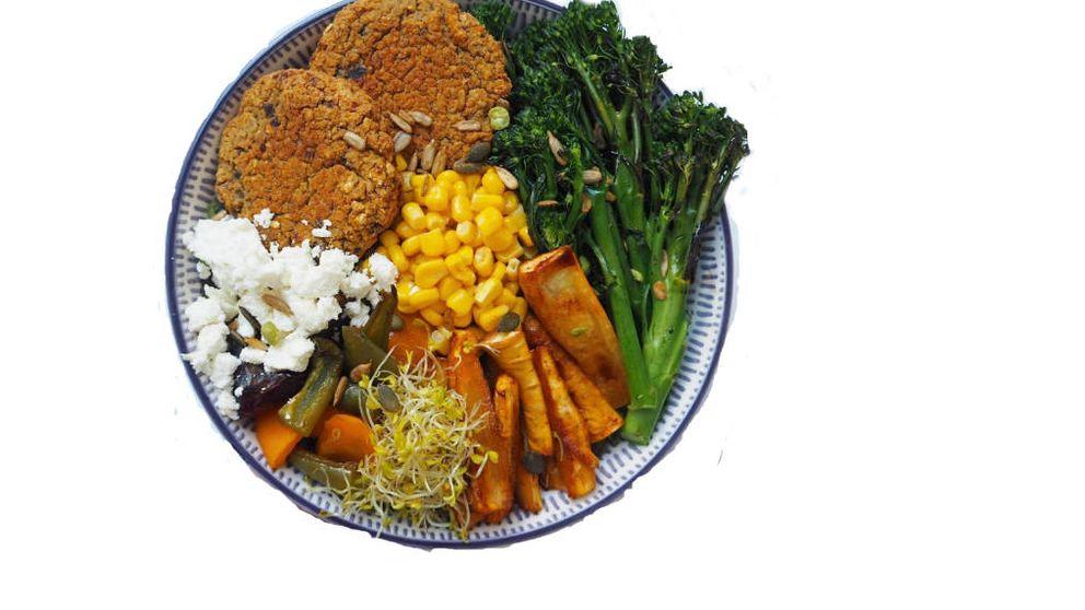 El plato perfecto de los británicos se basa en la dieta mediterránea