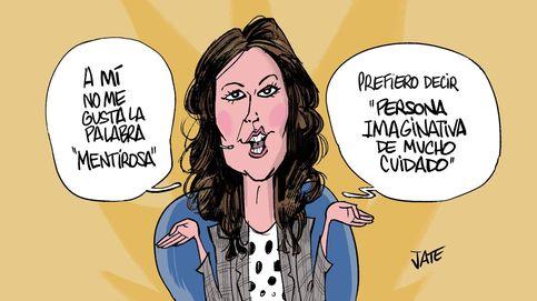 ¿Cómo saber cuando miente María Jesús Ruiz?