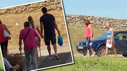 El tour veraniego de Belén Esteban: última parada en Portugal