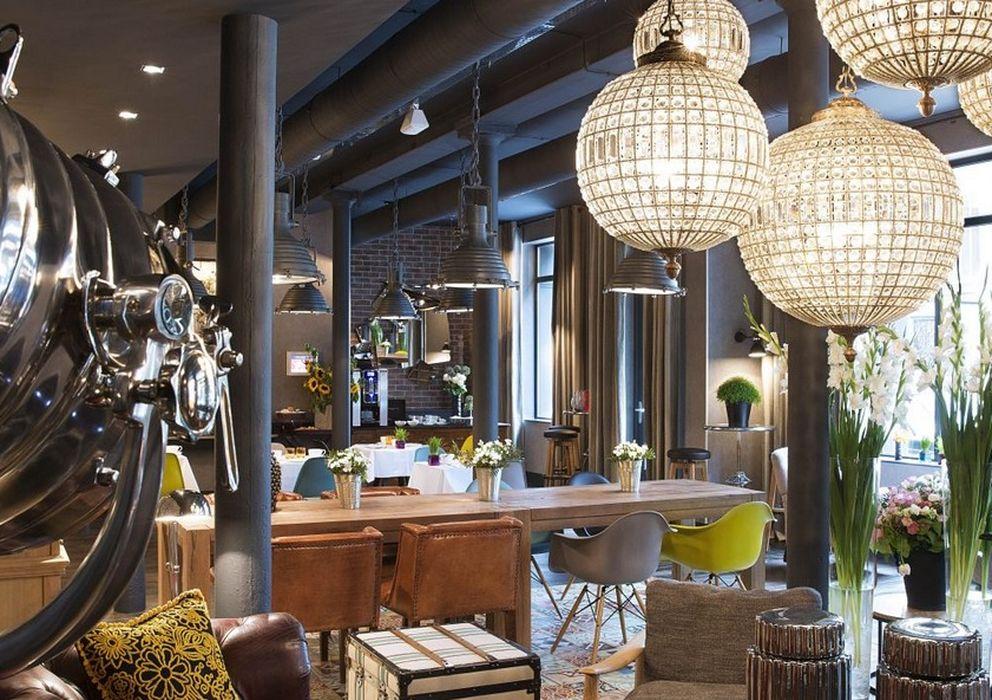 Foto: El hotel parisino Fabric.