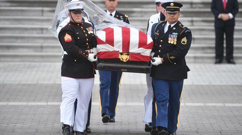 La hija de McCain: América no necesita ser grande otra vez porque siempre lo fue