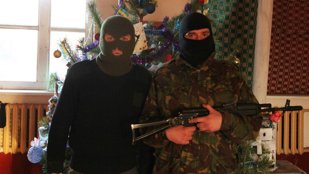 Un día con el Pravy Sektor, el rostro más temido de la nueva Ucrania