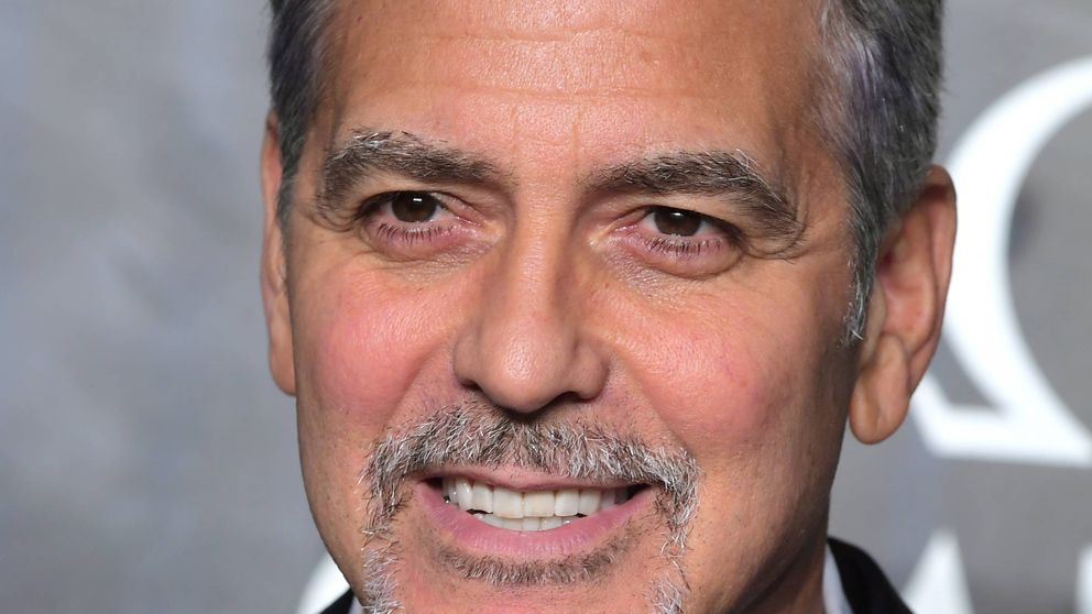 George Clooney cumple 56 espléndidos años a punto de ser padre