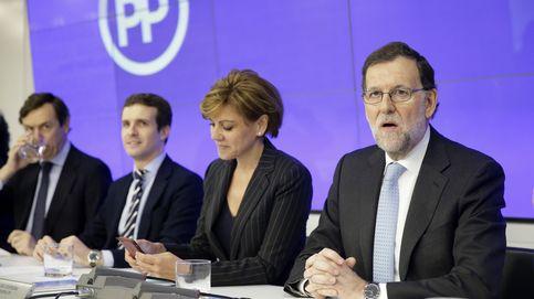 Las órdenes de Rajoy, Cospedal y Moragas: duro y a la cabeza de Rivera