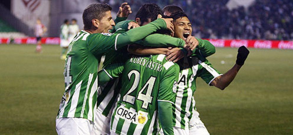 Foto: El Betis frena al Athletic con un gol de Nelson en el tiempo añadido