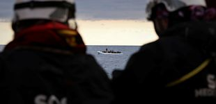 Post de Los 180 migrantes del buque Ocean Viking siguen a la espera de un puerto