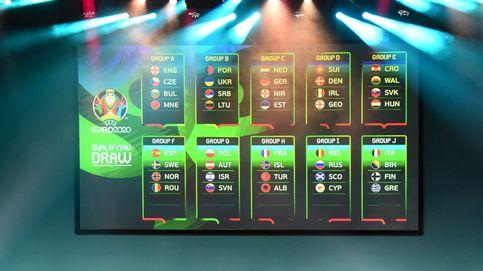 El 'tour' nórdico que tendrá que hacer España camino a la Eurocopa 2020
