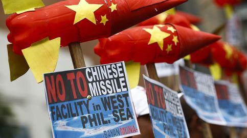 'No a los misiles chinos'
