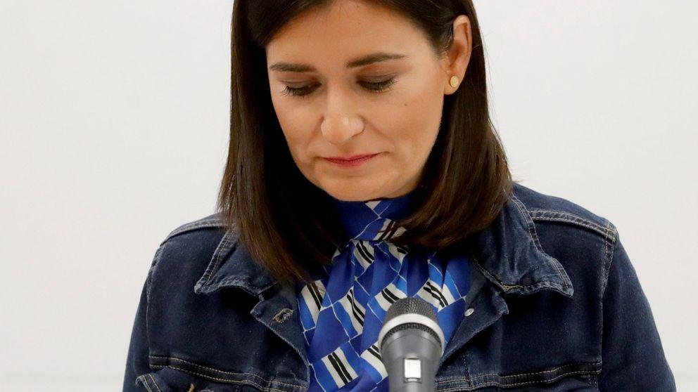 Las frases de la dimisión de Carmen Montón; he sido transparente y honesta