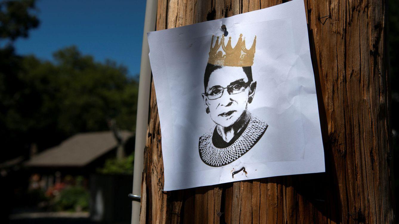 La sucesión de la juez Ginsburg abre la lucha por el futuro judicial de EEUU