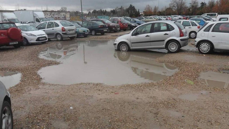 No es legislatura para 'parkings' disuasorios: Carmena gasta 52.000 € y no ejecuta ni el 1%
