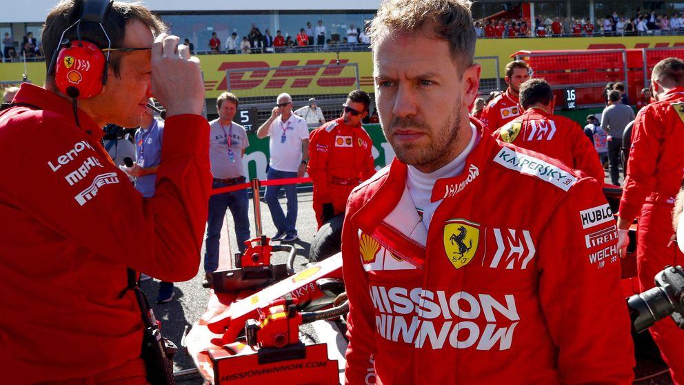 Cuando los pilotos de Ferrari se aprovechan de la mano blanda de sus jefes