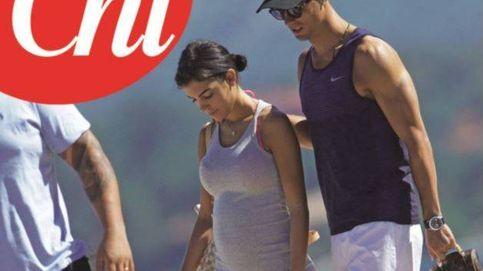 Las fotos que confirman que Cristiano Ronaldo está esperando un bebé (o dos)