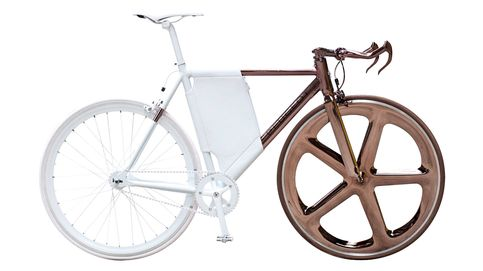 DL 121: el estilo Peugeot en una bicicleta